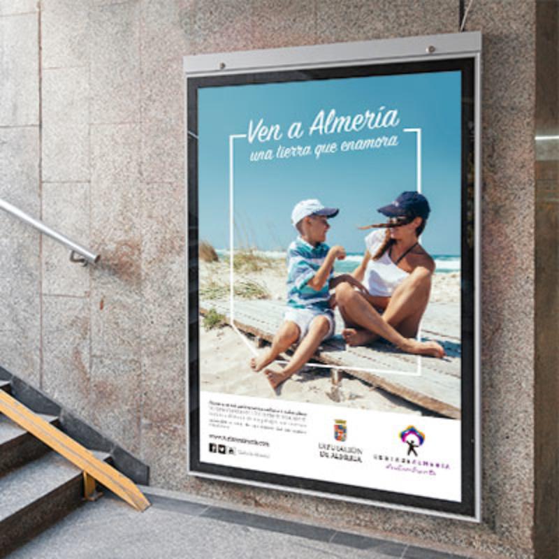 Campaña turística